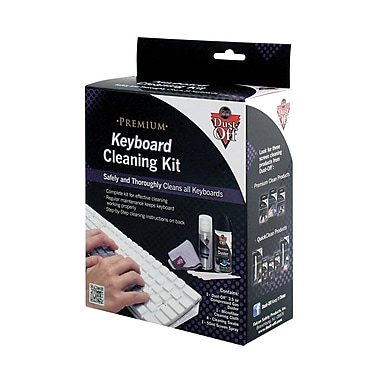 Falcon® Dust-Off® Premium Keyboard Cleaning Kit