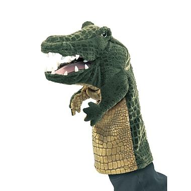 Folkmanis® Crocodile Stage Puppet, 13