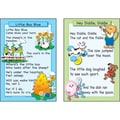 Teacher Created Resources Sing and Read Nursery Rhyme Poster Pals, Language Arts