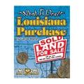 Gallopade What A Deal Louisiana Purchase Book