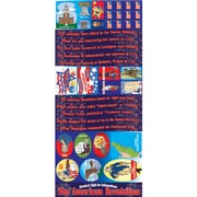 Gallopade All-in-One Bulletin Board Set, American Revolution