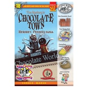 Gallopade The Mystery In Chocolate Town Book