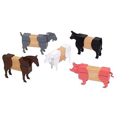 Guidecraft® Block Mates Farm Animals