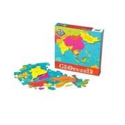 Geotoys™ Geo Jigsaw Puzzle, Asia