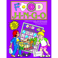 Gary Grimm & Associates Food Jingo Game, Grades Kindergarten - 3