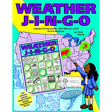 Gary Grimm & Associates Weather Jingo Game, Grades 4 - 12