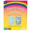 Griddly Games Rainbows & Storms Board Game Kit, Grades PreK - 3