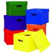 Edupress® Tote/Stow Box, 6/Pack