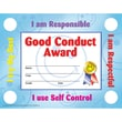 Hayes® Good Conduct Certificate/Reward Seal