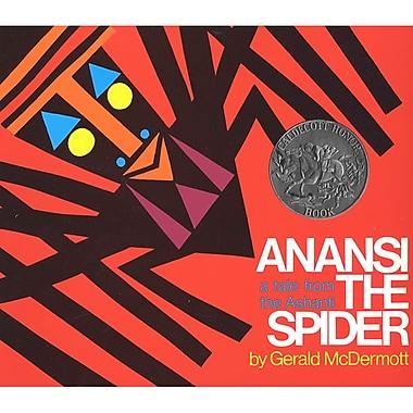 MacMillan Publishing Anansi The Spider Book