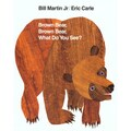 MacMillan Publishing Brown Bear Brown Bear What Do You See Book