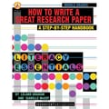 iPg Book How To Write A Great Research Paper Handbook, Grade 5 - 8