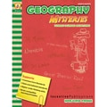 iPg Book Geography Mysteries Activity Book, Grades 5 - 8