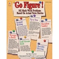iPg Book Go Figure! Math Book, Middle Grades