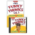 Sara Jordan Publishing™ Funky Phonics® Learn to Read Volume 3 CD and Book