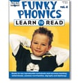 Sara Jordan Publishing™ Funky Phonics® Learn to Read Volume 4 Resource Book, Grade K - 2
