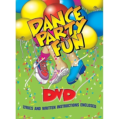 Kimbo Educational® Dance Party Fun DVD