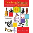 Lorenz Corporation Teaching Music To Children Book, Grades 1 - 6