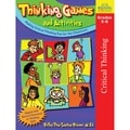 Lorenz Corporation Thinking Games and Activities Book, Grades 5 - 8