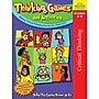 Lorenz Corporation Thinking Games and Activities Book, Grades