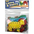 Patch Products® 27in. Lacing and Tracing™ Farm Educational Toy