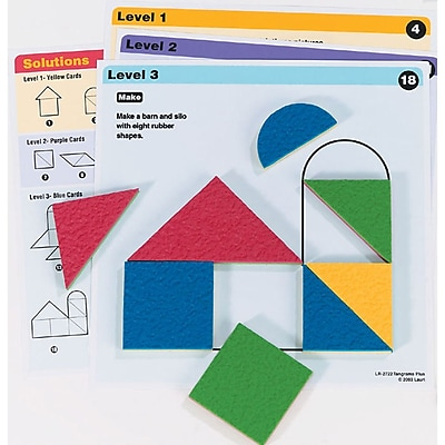 Patch Products Tangrams Plus Puzzle 157451
