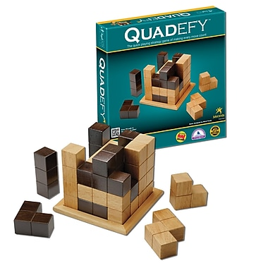 Maranda Enterprises Quadefy Game, Grades 1 - 5