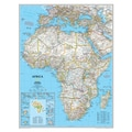 National Geographic Maps Africa Wall Map