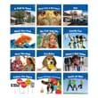 Newmark Learning Rising Readers 12 Titles Social Studies Volume 1 Single Copy Book Set