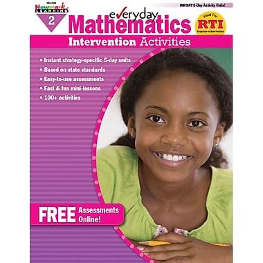 Newmark Learning Mathematics Intervention Activities Book, Grade 2