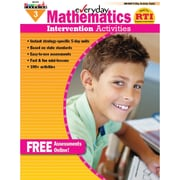 Newmark Learning Mathematics Intervention Activities Book, Grade 3