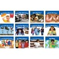 Newmark Learning Rising Readers Social Studies Volume 2 Book Set, 72/Set
