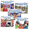 Newmark Learning™ in.Sight Word Readers: Social Studies Singlein. Copy Book Set, Word Recognition