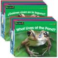 Newmark Learning Rising Readers Dual Language Book Set