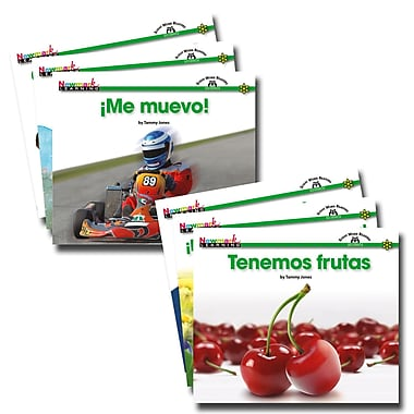 Newmark Learning En Espanol Sight Word Readers Science Book
