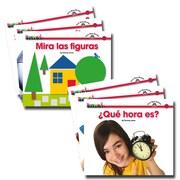 Newmark Learning En Espanol Sight Word Readers Math Book