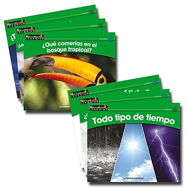 Newmark Learning En Espanol Rising Readers Science Volume 2 Book