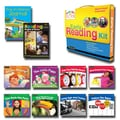 Newmark Learning Level D - E Around The Clock Parent Involvement Reading Kit, Grade PreK - 1