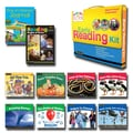 Newmark Learning Level H - I Around The Clock Parent Involvement Reading Kit, Grade PreK - 1