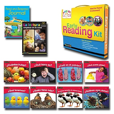 Newmark Learning Rising Readers Parent Involvement Math Kit