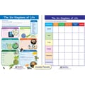 New Path Learning® The 6 Kingdoms of Life Visual Learning Guide