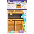 North Star Teacher Resources Bulletin Board Set, Treasure Chest