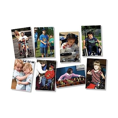North Star Teacher Resources All Kinds of Kids Bulletin Board Set, Differing Abilities