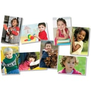 North Star Teacher Resources All Kinds of Kids Bulletin Board Set, Preschool