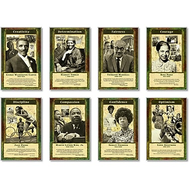 North Star Teacher Resources Bulletin Board Set, Leaders and Achievers