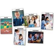 "North Star Teacher Resources 6"" x 8"" Emotions Language Card, 116/Set"