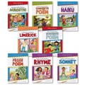 Norwood House Press Poetry Builder Set of 8 Resource Book, Grade K - 5
