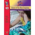 On The Mark Press Island Of The Blue Dolphins Book, Grade 4 - 6