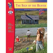 On The Mark Press The Sign Of The Beaver Book, Grade 4 - 6