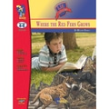 On The Mark Press Where The Red Fern Grows Book, Grade 4 - 6